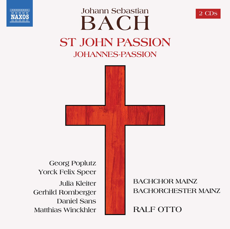 Johann Sebastian Bach, Johannes-Passion BWV 245