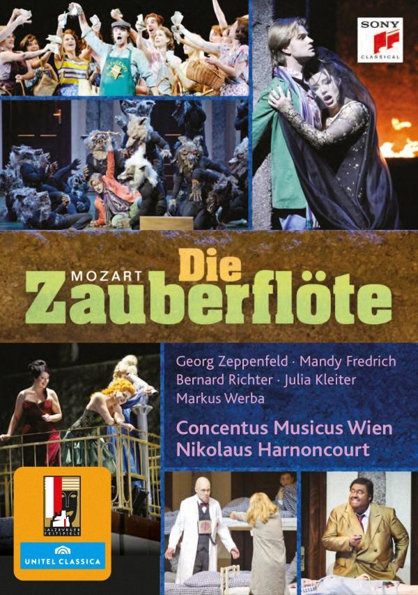 Wolfgang Amadeus Mozart, Die Zauberflöte