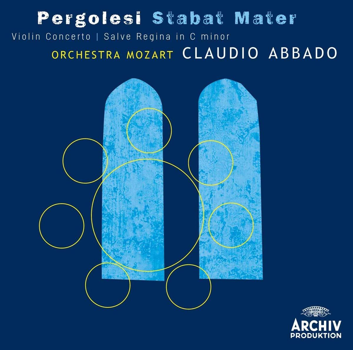 Giovanni Battista Pergolesi, Salve Regina in C minor